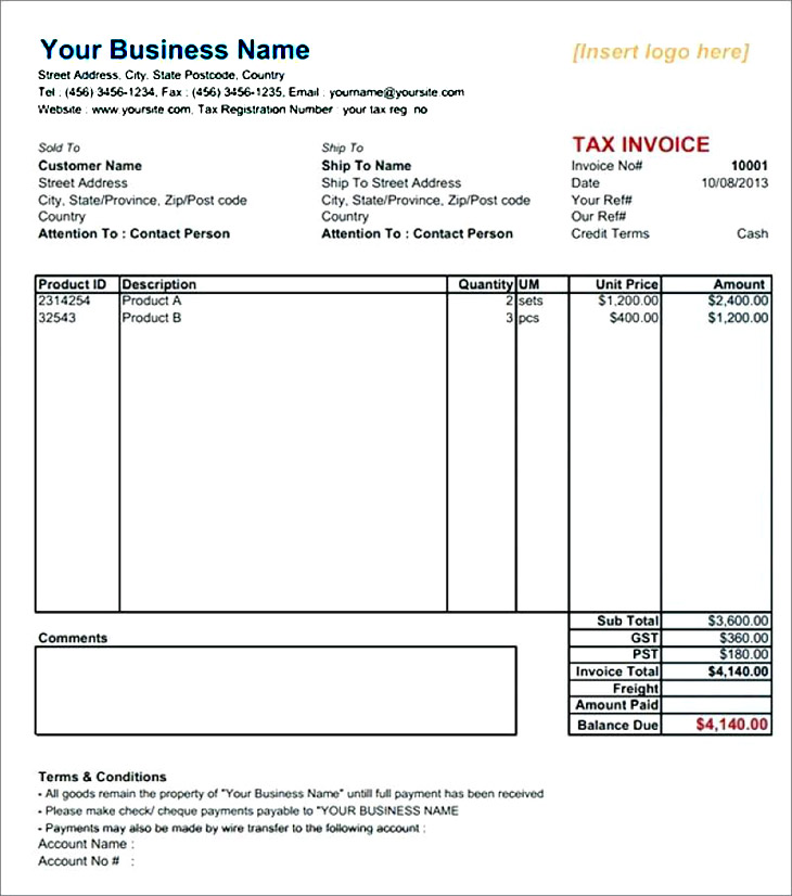 tax-invoice-format