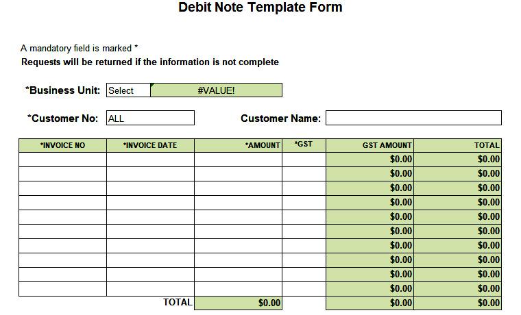 Debit-Note-Template