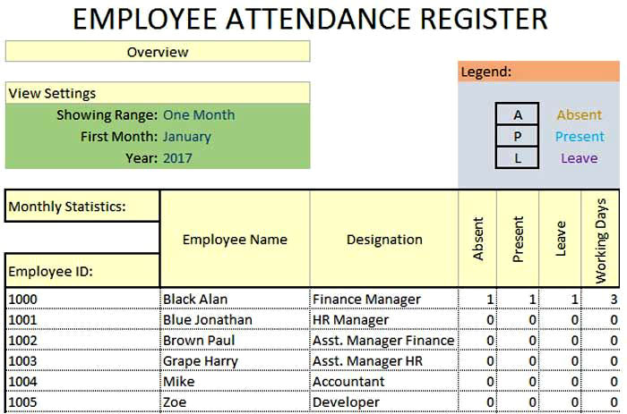 employee-attendance